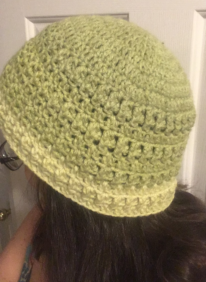 Textured Bucket Hat (for a Lot of Hair) – Fiat Fiber Arts